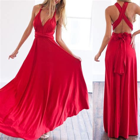 Pack of 6 Infinity dress red infinity dress, bridesmaid