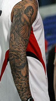 cheyfitness david beckhams tattoo timeline  history