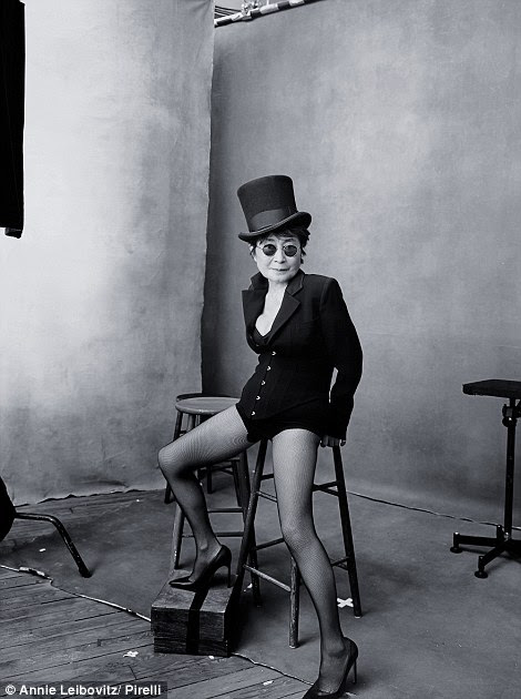 Yoko Ono, who was married to the late John Lennon,is a visual artist, a conceptual artist, a performance artist, a filmmaker, a musician, a composer, and a political activist