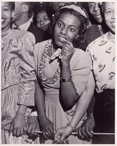 At the Concert / Weegee