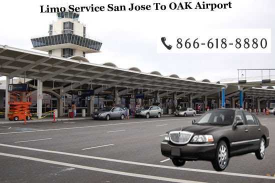 Limo Service San Jose To San Francisco & San Jose Airport