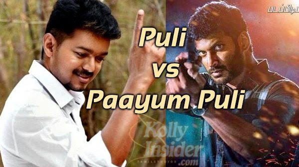 Vijay's Puli aiming Vinayagar Chathurthi release