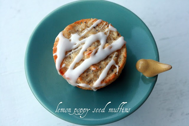 Lemon Poppy Seed Muffins - Tuesdays with Dorie