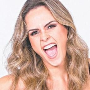 Ana Paula se prepara para atuar em 'Haja Coração'