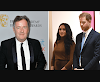 'Ditched her family, split Harry from William and has now split him from the Royals' -  Piers Morgan rips Meghan Markle for 'splitting Harry from the Royal Family'