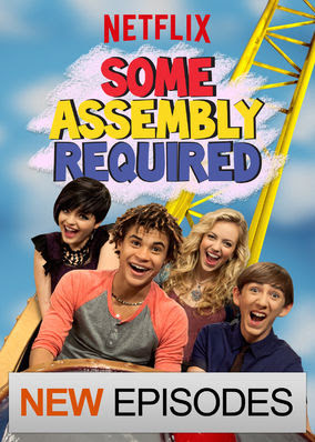 Some Assembly Required - Season 2