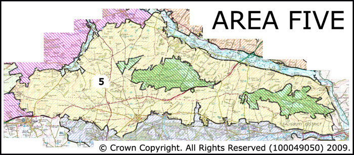 Map of Area 5