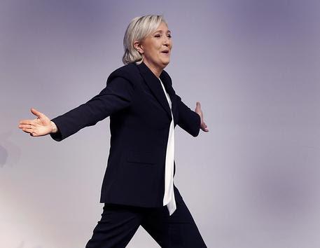 Marine Le Pen © AP