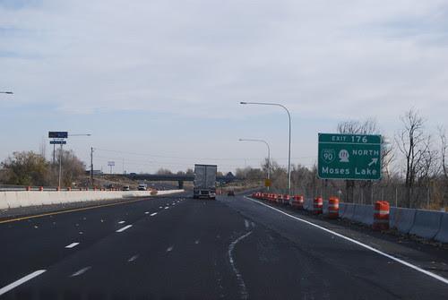 I-90 @ SR 171