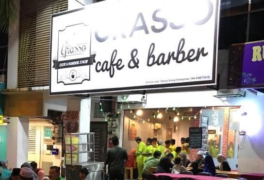 BIRTHDAY TREAT DI GRASSO CAFE RAWANG