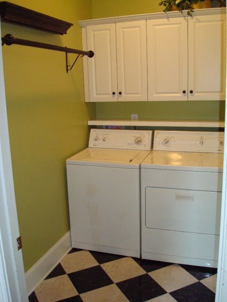 Laundry Room makeover | Southern Hospitality