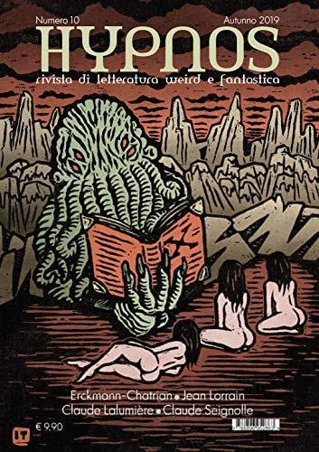 ]^^[ Leggi L'audiolibro Di Hypnos. Rivista di letteratura weird e fantastica (2019): 10 Pdf Epub Mobi