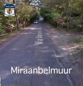 m23 Miraanbelmuur