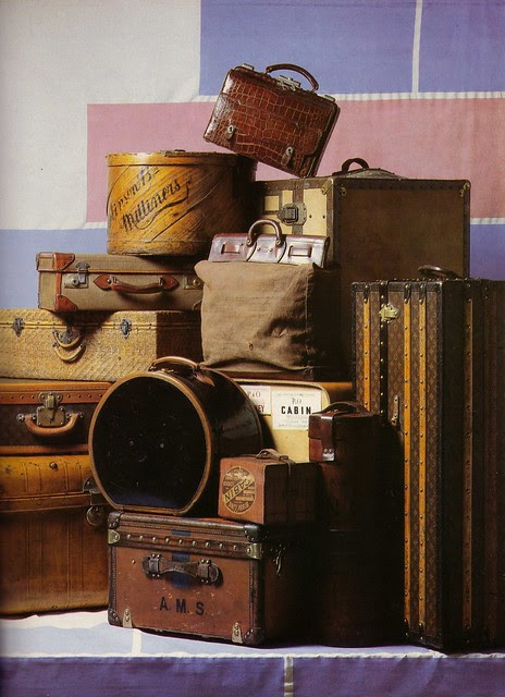 The World of Interioirs - Old Bags