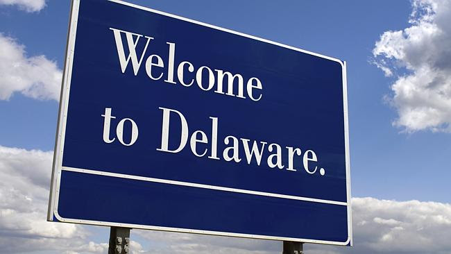 Welcome to Delaware — the home of tax-dodging American corporate giants.