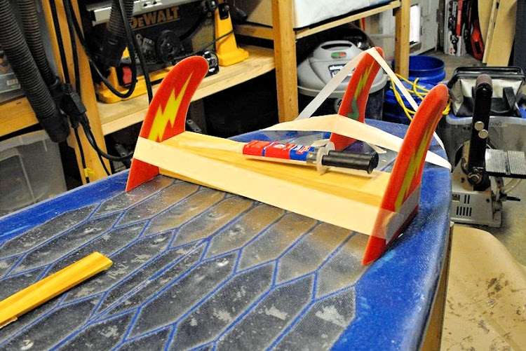 3D printed surfboard: don't judge before riding it