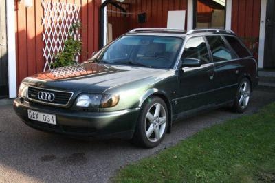 Audi A Quattro Wagon