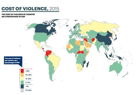 How much does violence really cost our global economy