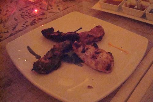 Four Flavored Chicken