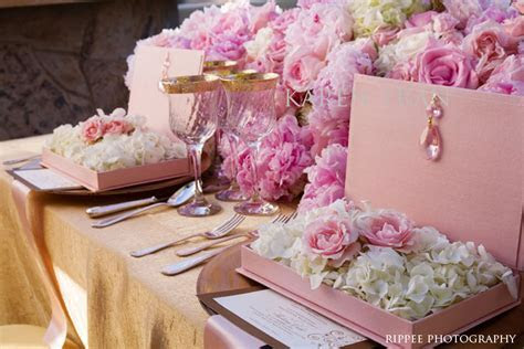 Featured on South Asian Bride Magazine: Pink and Gold
