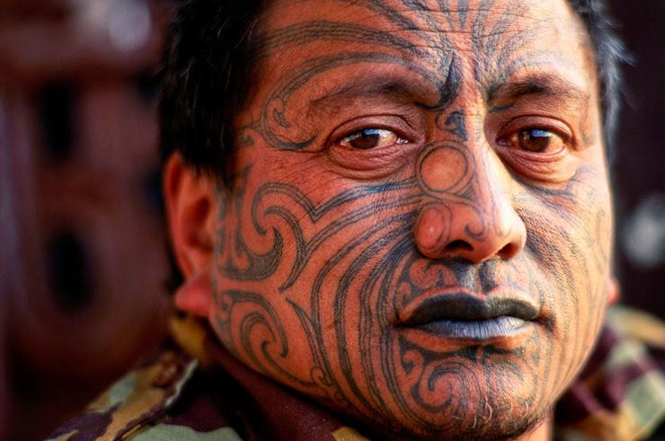 New Zealand Death Tattoos The Maori Sevenponds Blogsevenponds Blog