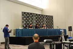 Roberto Orci and Alex Kurtzman Panel