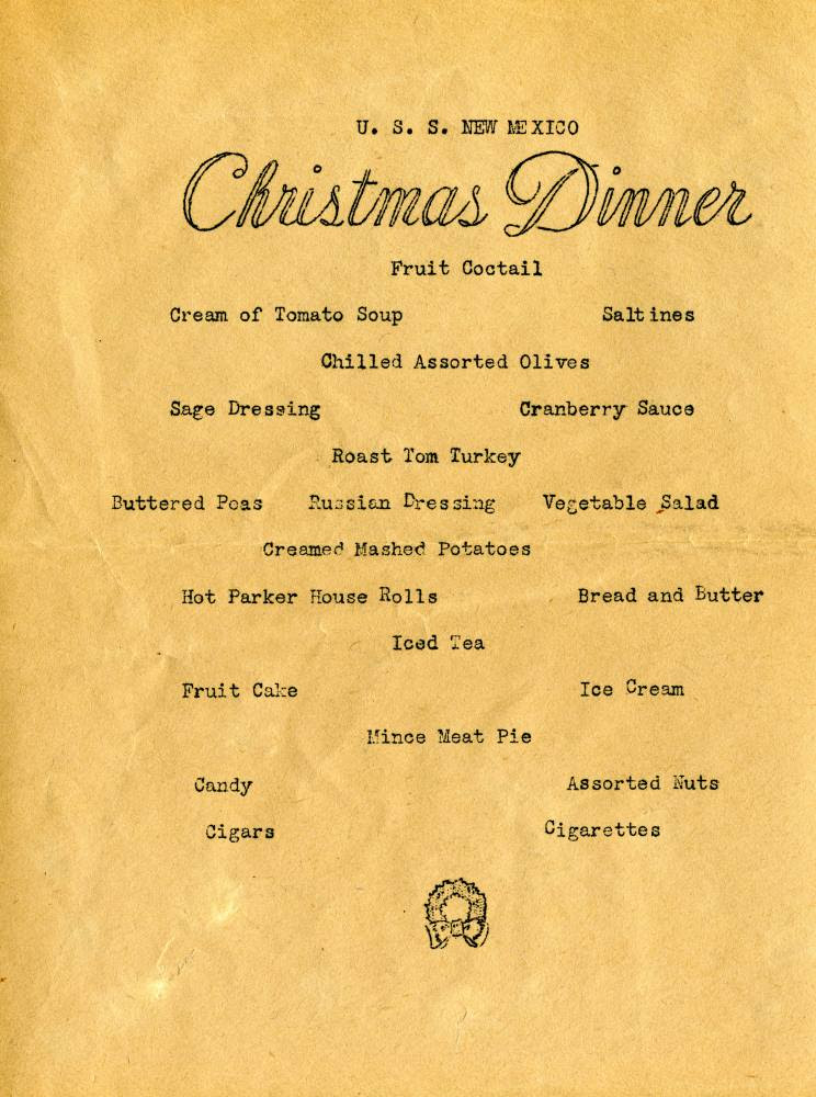 20+ Mouth-Watering Christmas Dinner Menu | PicsHunger