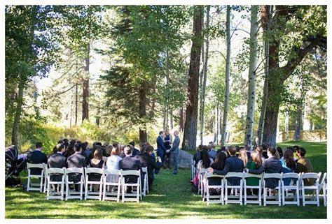 Aspen Grove wedding ceremony, Incline Village, North Lake
