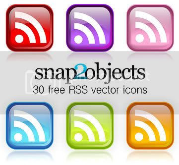 Cool RSS Buttons for Free