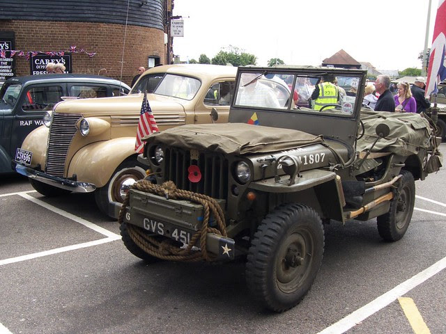 P1080680 WW2 military vehicles