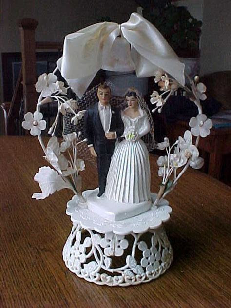 973 best wedding cake toppers images on Pinterest   Cold