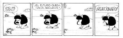 O Futuro para Mafalda