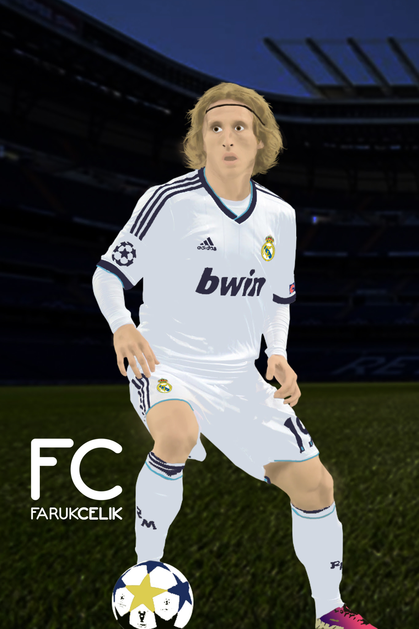 Luka Modric Wallpapers (83  images)