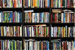 Books -- but not on Mideast with Israelis