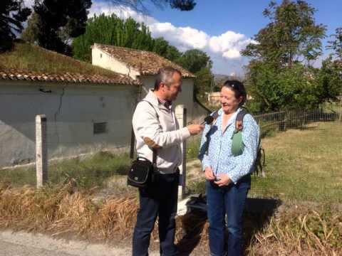 ELVIRA MARTIN SUÁREZ, PELEONTÓLOGA PARTICIPÓ EN LAS EXCAVACIONES DE RESTOS DE MAMUTS EN PADUL