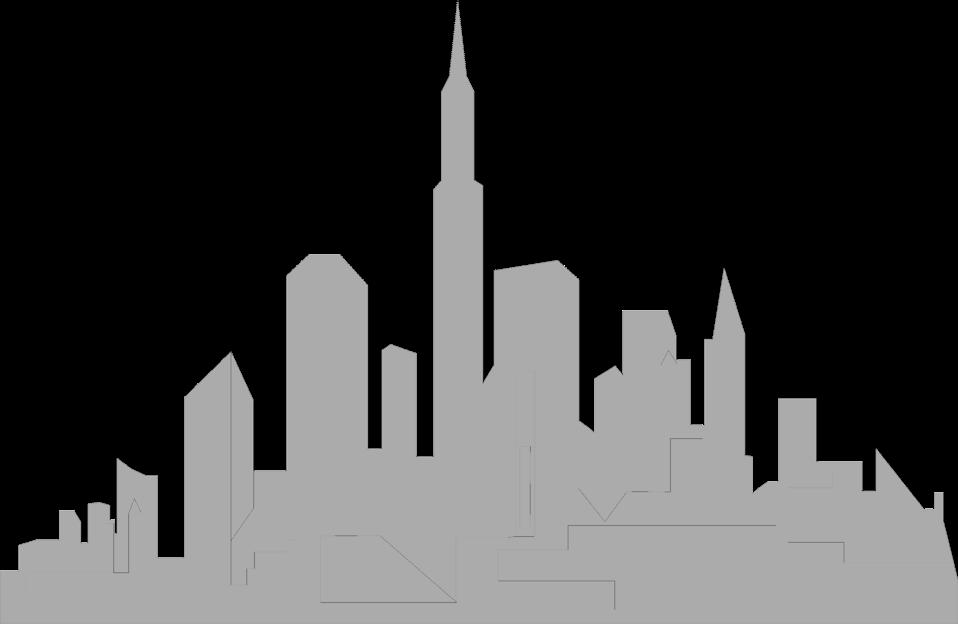 City   Free Stock Photo   Illustration of a city skyline ...