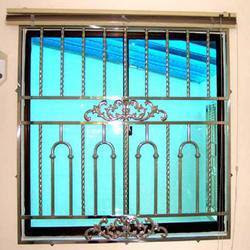 Modern And Security Window Grill Manufacturers For Home In Mumbai