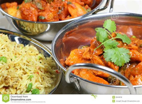 Indian Curry Meal Food Royalty Free Stock Photos   Image