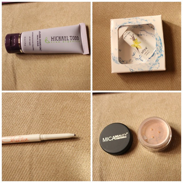 August Ipsy Collage