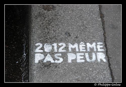 2012 même pas peur !