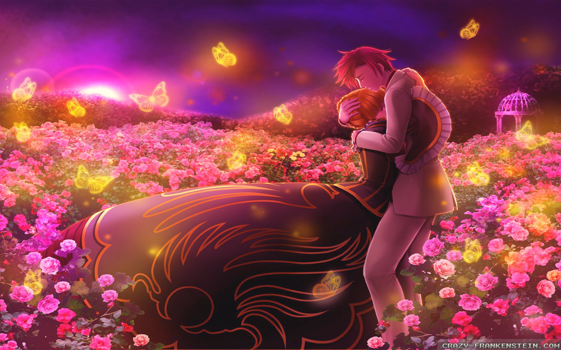 Beautiful Love Backgrounds 58+ images