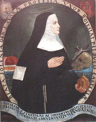 IMG ST. JOLENTA, Yolanda of Poland