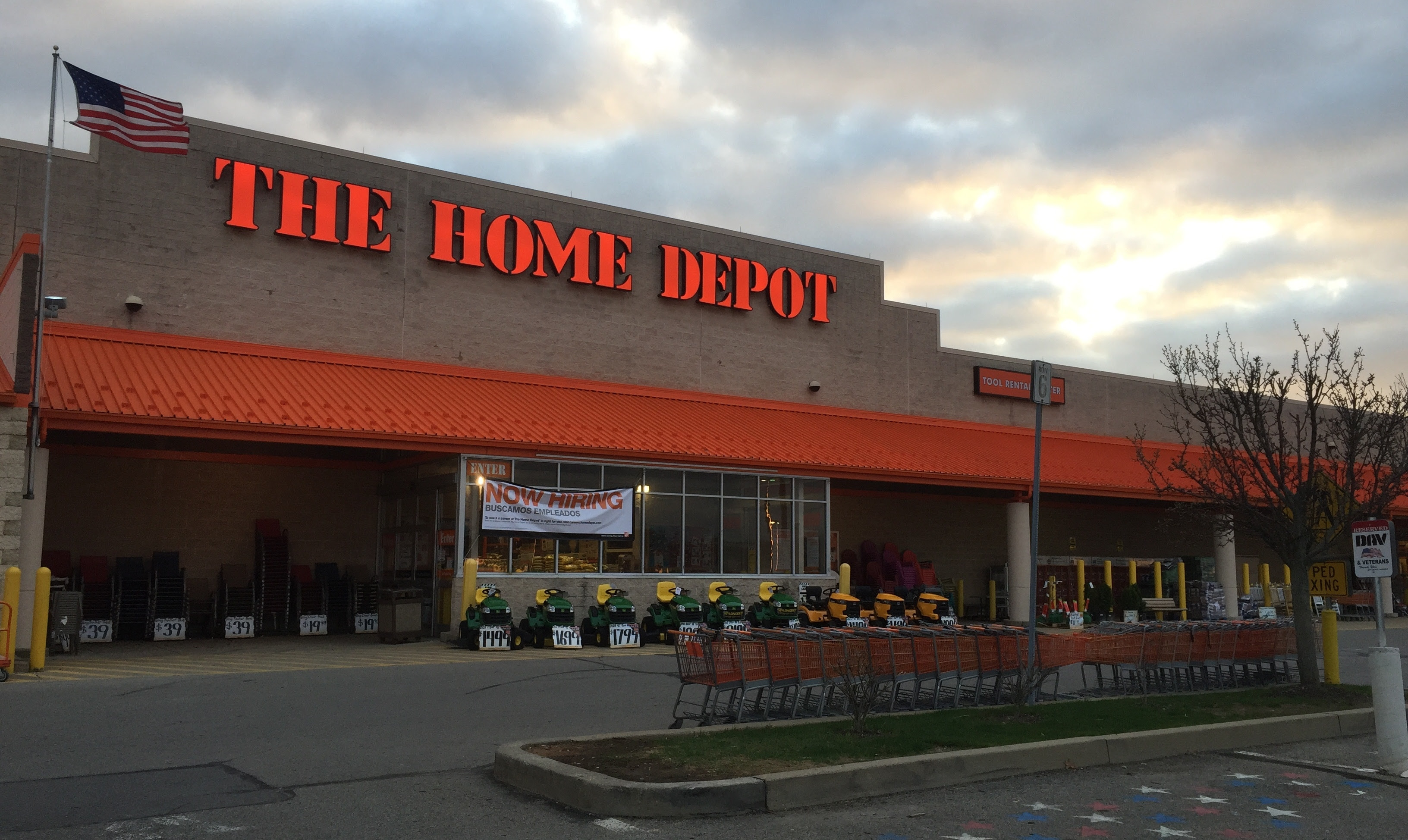 The Home Depot 440 Home Dr Pittsburgh PA Home Depot MapQuest