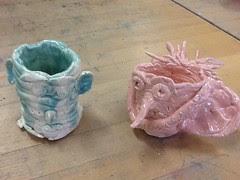 Ugly jugs