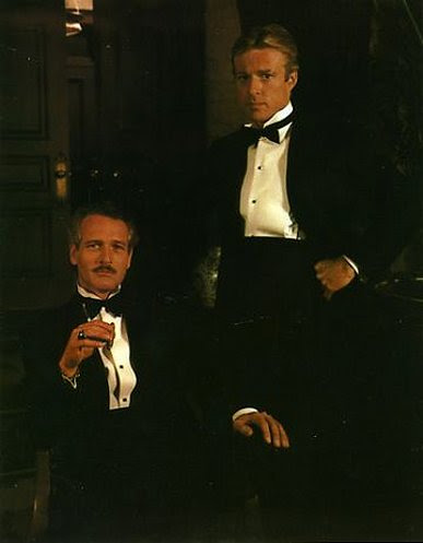 Redford and Newman