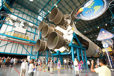 Apollo/Saturn V Center at Kennedy Space Center