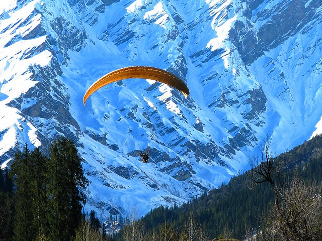 Vacations in Himalaya