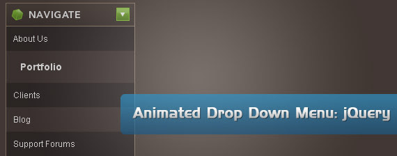 animated-drop-down-multi-level-menu-navigation