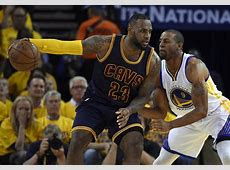 Cavs Vs Warriors: 5 Standout Stats From Game 1