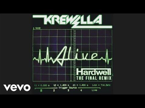 Krewella - Alive (Hardwell Remix)